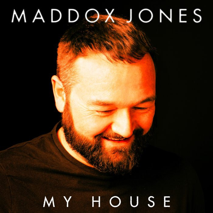 Maddox Jones - My House Single Cover Art