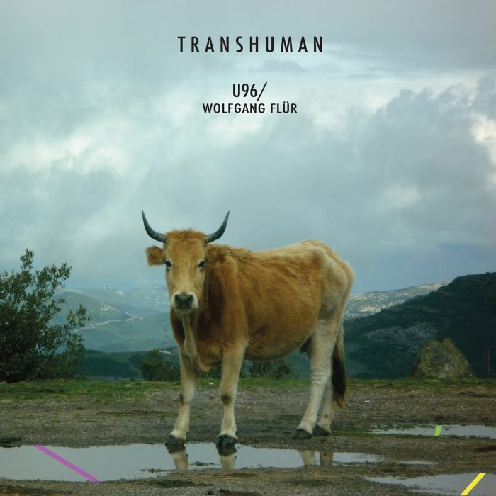 U96 & Wolfgang Flür - Transhuman - Cover Art
