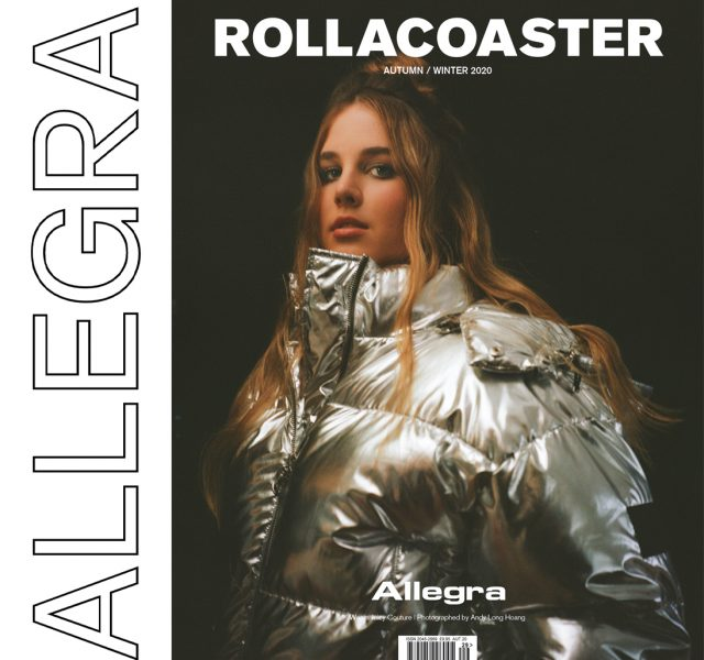 Allegra - Rollacoaster - Cover Feature