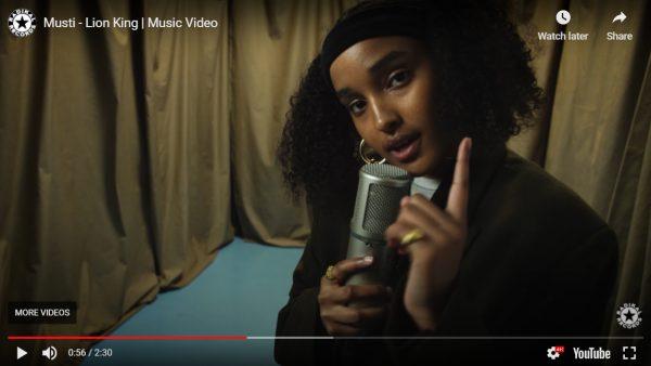 Musti - Lion King (Music Video) 2
