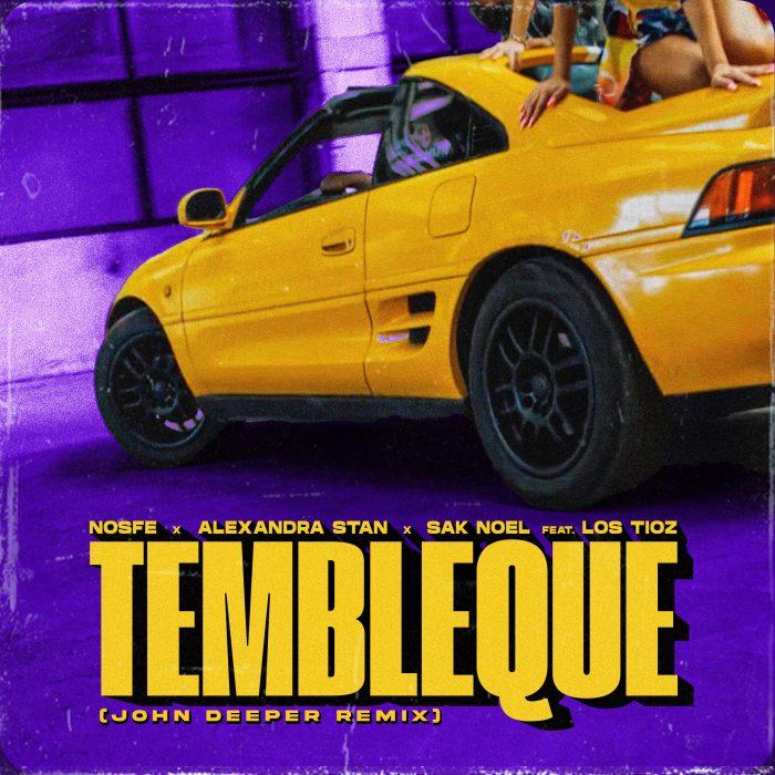 Tembleque (John Deeper Remix) - Cover Art