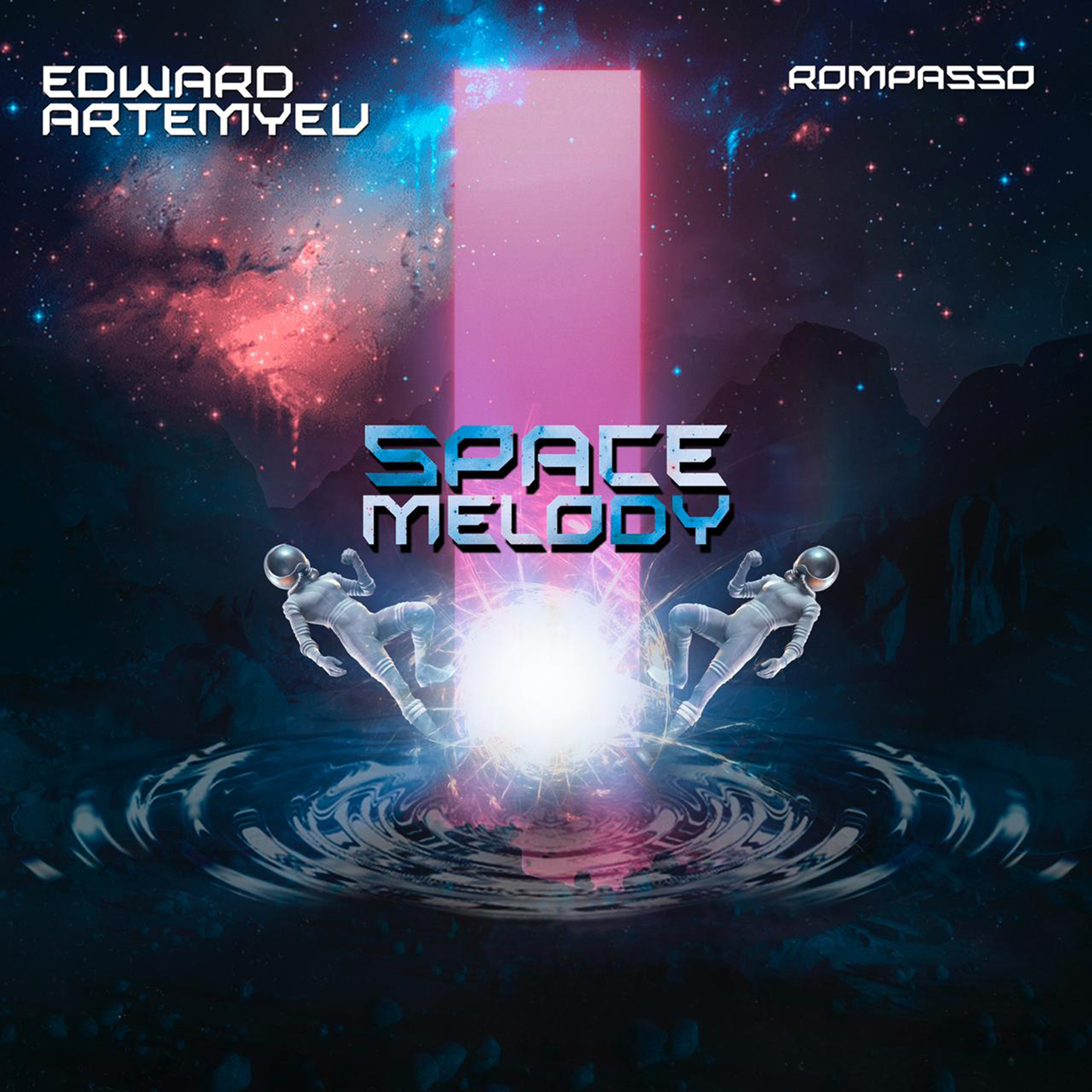 Edward Artemyev & Rompasso - Space Melody - Cover Art