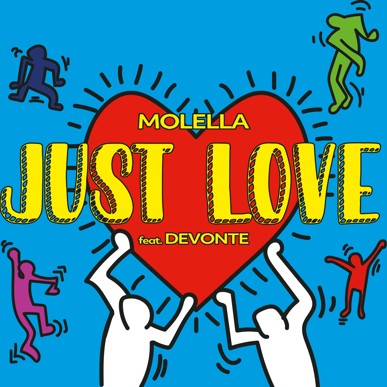 Molella - Just Love (feat. Devonte) - Cover Art