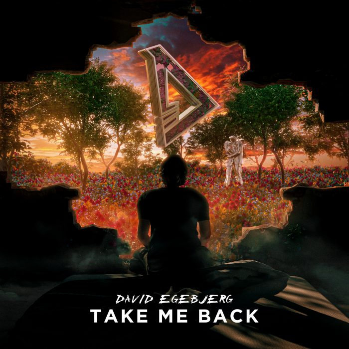 David Egebjerg - Take Me Back - Cover Art