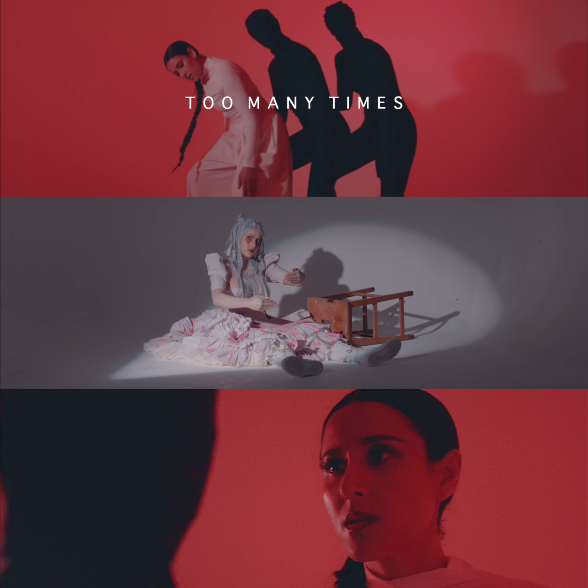 Salt Ashes - Too Many Times - Music Video