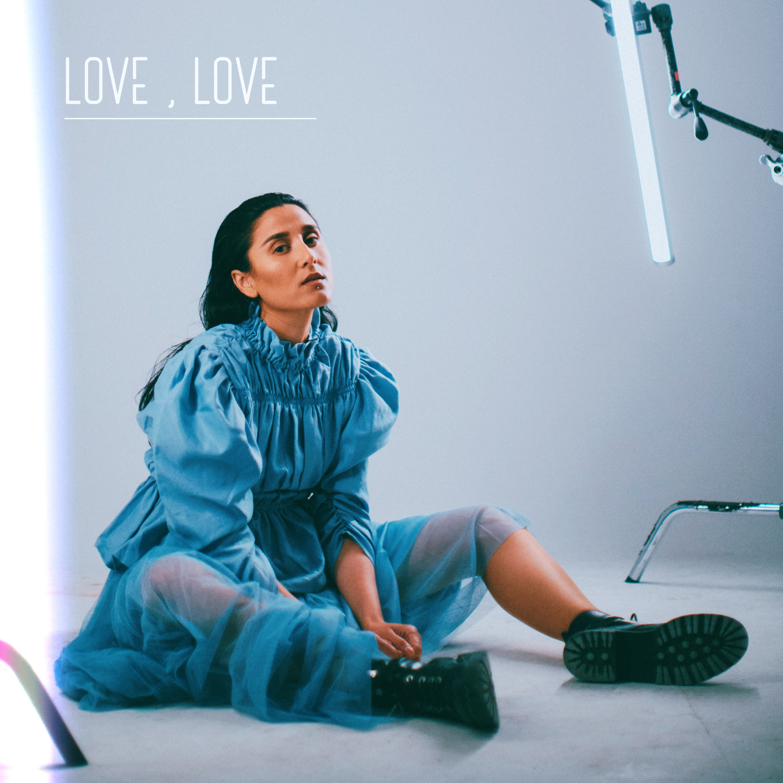 Salt Ashes - Love, Love - Cover Art
