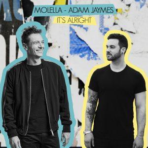 Molella & Adam Jaymes - It's Alright - Cover Art