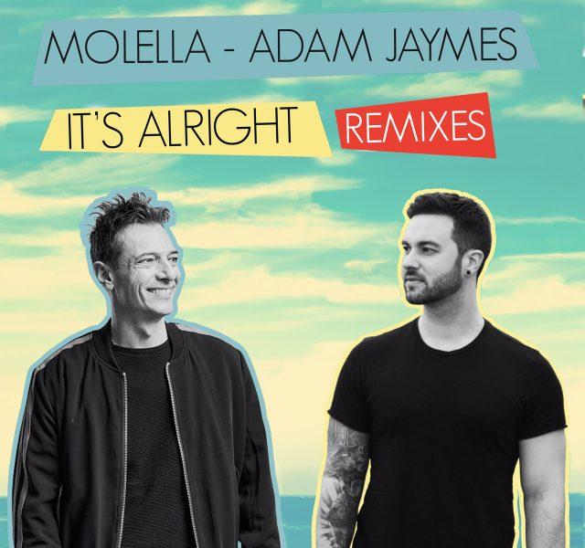 Molella & Adam Jaymes - It's Alright - Remixes